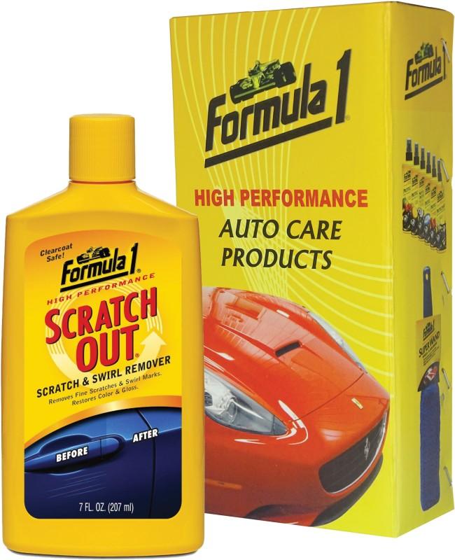 Formula 1 Car Polish for Exterior(207 ml)