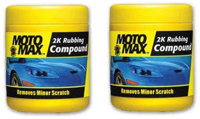 Moto Max Scratch Remover Wax