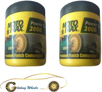 Gliding Wheels Scratch Remover Wax