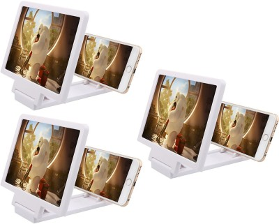 Corcepts 3d Mobile Magnifier FOR ANY MOBILE (set of 3) Screen Expander Phone