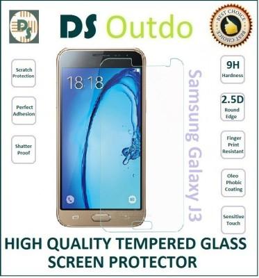 Outdo Samsung Galaxy J3 High Quality Premium Tempered Glass Tempered Glass for Samsung Galaxy J3