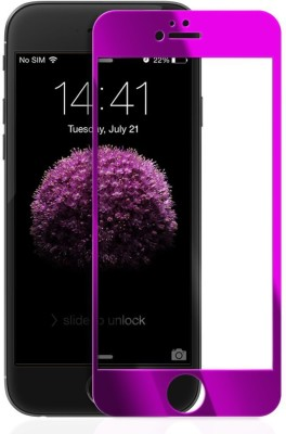 Aart Store iphone6plus-purple-glassPrin Front & Back Protector for I Phone Plus