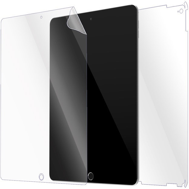 Gadgetshieldz Front & Back Protector for Apple iPad Pro