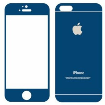 Several star Front & Back Protector for IPhone 5S