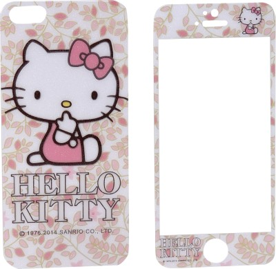 JustX OX-013 Printed Front & Back Protector for Apple iPhone 5