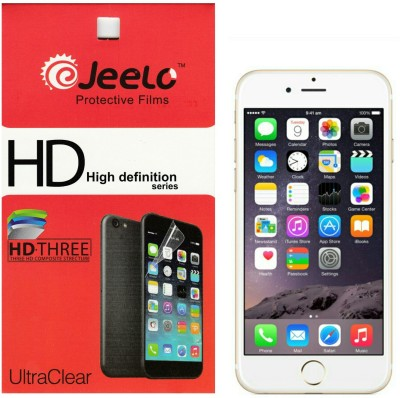 Jeelo i6 HD Clear Front & Back Protector for Apple iPhone 6