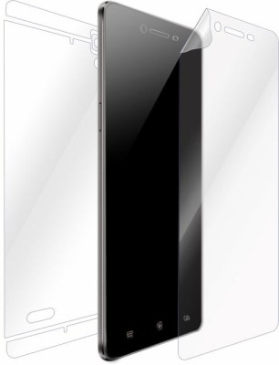 Gadgetshieldz Front & Back Protector for Oppo R7