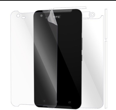 Gadgetshieldz Front & Back Protector for HTC One X9