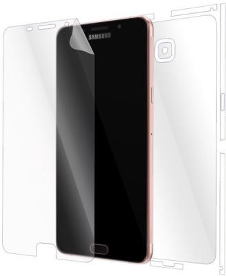 Gadgetshieldz Front & Back Protector for Samsung Galaxy A9 (2016)