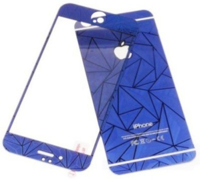 TECHSHARP Front & Back Protector for Apple i phone 5, Apple i phone 5s