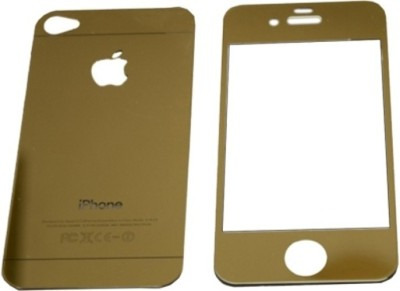 PKT ScreenProtectorB5 Front & Back Protector for Apple Iphone 5,5S