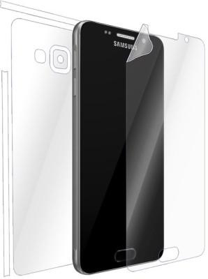 Gadgetshieldz Front & Back Protector for Samsung Galaxy A5 (2016)