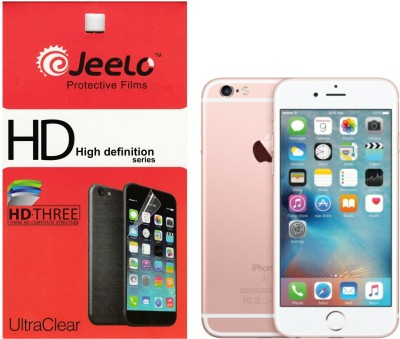 Jeelo i6s HD Clear Front & Back Protector for Apple iPhone 6S