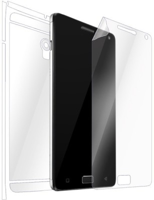 Gadgetshieldz Front & Back Protector for Lenovo Vibe P1