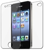 Cg Tempered Glass Guard for Apple iPhone 4 Front and Back, Apple iPhone 4s Front and Back