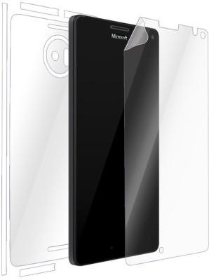 Gadgetshieldz Front & Back Protector for Microsoft Lumia 950 XL