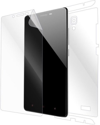 Gadgetshieldz Front & Back Protector for Xiaomi Redmi Note Prime