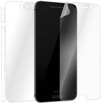 Gadgetshieldz Front & Back Protector for HTC One A9