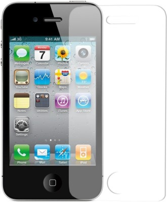 LOREM iPhone 4/4S-Matte(F/B) Front & Back Protector for Apple iPhone 4/4S