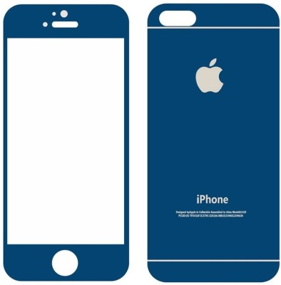 PhonoHolic Front & Back Protector for Apple I phone, Apple I phone 5, Apple I phone 5 s