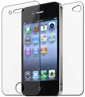 My Choice Front & Back Protector for Apple iPhone 4, 4s (Front & Back)
