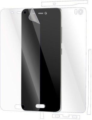 Gadgetshieldz Front & Back Protector for Xiaomi Mi 5