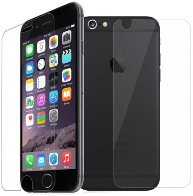 PraIQ MOS3 Front & Back Protector for Apple iPhone 6, Apple iPhone 6S