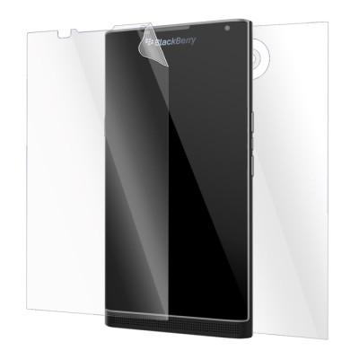 Gadgetshieldz Front & Back Protector for BlackBerry Priv