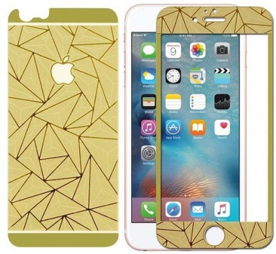 Ac Aditi Creations Front & Back Protector for Apple Iphone 4/4s/4g