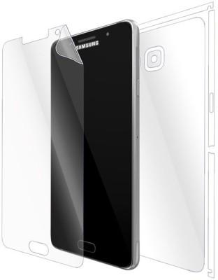 Gadgetshieldz Front & Back Protector for Samsung Galaxy A7 (2016)