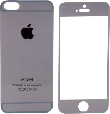 JustX OX-Grey Front & Back Protector for Apple iPhone 6+