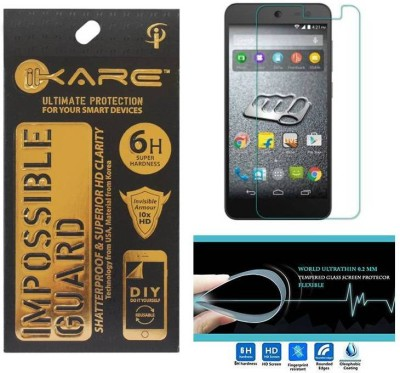 Ikare Impossible Glass for Micromax Fire 4G