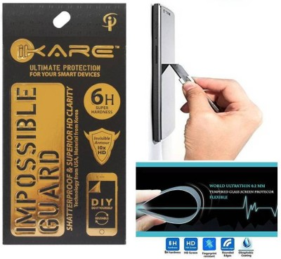 Ikare Impossible Glass for Micromax Mega E 353