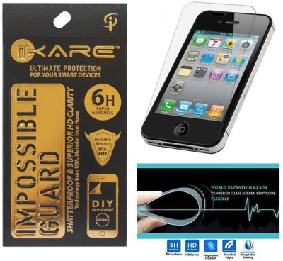 Ikare Impossible Glass for iPhone 4
