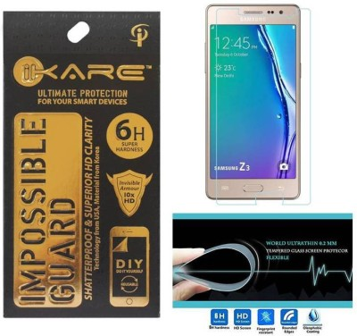 iKare iKare Impossible Guard For Samsung Z3 Impossible Glass for Samsung Z3