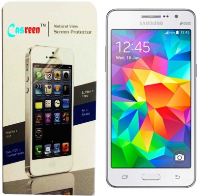 Casreen 100163 Impossible Premium Pro+ Tempered Glass Impossible Glass for Samsung Galaxy Grand Prime G530