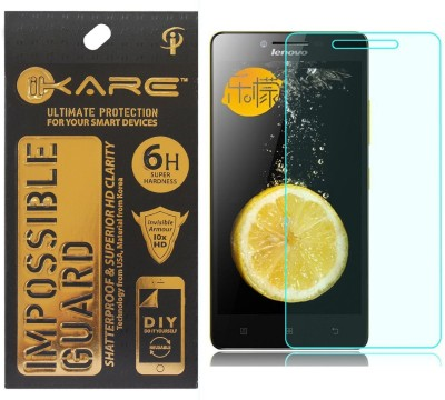 Ikare Impossible Glass for Screen Protector for Lenovo K 3 Note