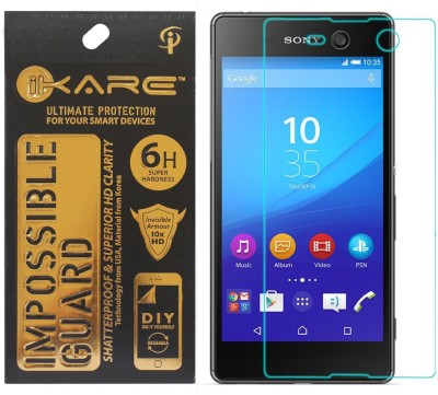 Ikare Impossible Glass for Screen Protector for Sony M 5 E5603