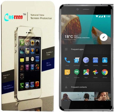 Casreen 100482 Impossible Premium Pro+ Tempered Glass Impossible Glass for Oneplus X
