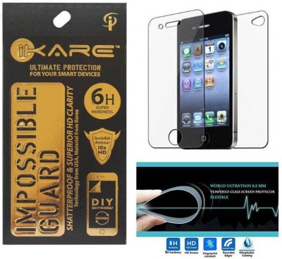 Ikare Impossible Glass for iPhone 4S F-B
