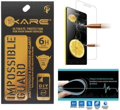 iKare iKare Impossible Guard For Lenovo A 6000 Impossible Glass for Lenovo A 6000