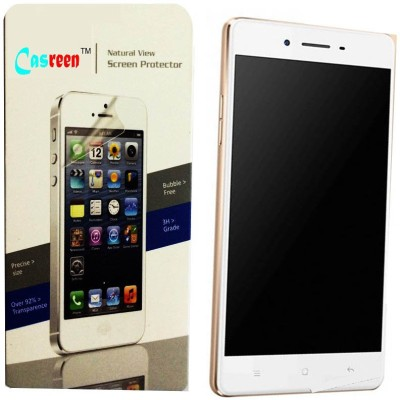 Casreen 100487 Impossible Premium Pro+ Tempered Glass Impossible Glass for Oppo F1