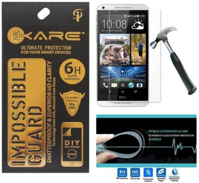 iKare iKare Impossible Guard For HTC 826 Impossible Glass for HTC 826
