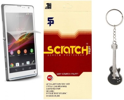 Scratch Pruff SSP-12268 Matte Screen Guard for Sony xperia E