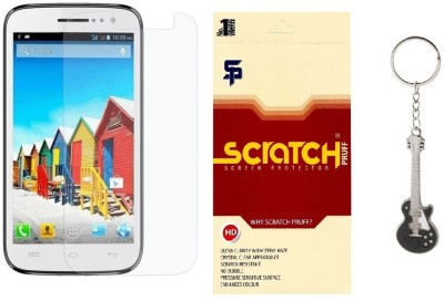 Scratch Pruff MMA68Smarty4.0 Screen Guard for Micromax A68 Smarty 4.0