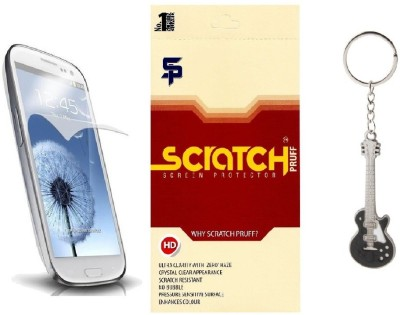 Scratch Pruff Matte Screen Guard for Samsung Galaxy S Duos 3