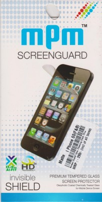 MPM Matte Screen Guard for I Phone 5S