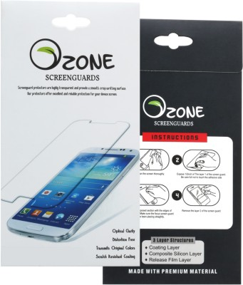 Ozone G104clear Screen Guard for OBI WORLDPHONE SF1