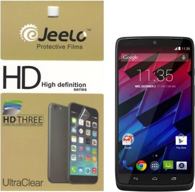 Jeelo M-Turbo HD Clear Screen Guard for Motorola Moto Turbo