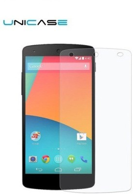 Unicase Screen Guard for LG Google Nexus 5 Clear